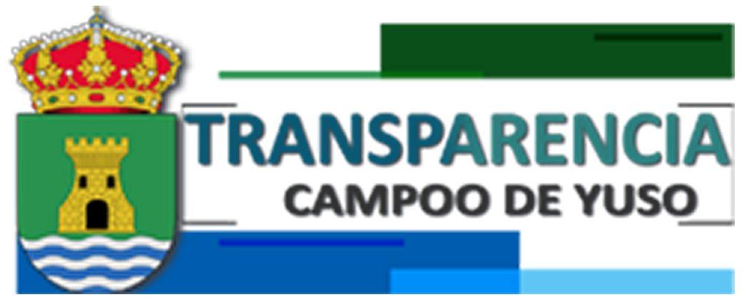 Portal de Transparencia del Ayuntamiento de Campoo de Yuso